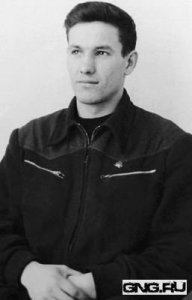Борис Николаевич Ельцин