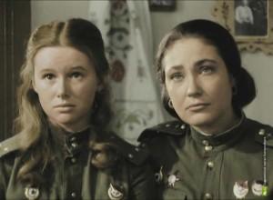 Евгения Симонова и Ольга Матешко