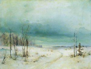 Aleksey-Savrasov-Zima